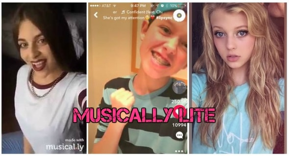 Features of Musical.ly APK